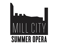 Mill City Summer Opera Logo