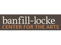 Banfill-Locke Center for the Arts Logo